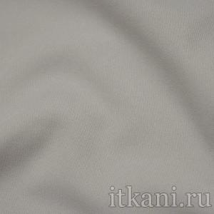 Ткань Трикотаж, цвет серый (0237)