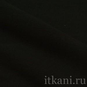 Ткань Трикотаж, цвет черный (0269)