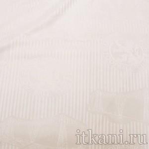 Ткань Трикотаж, цвет белый (0322)