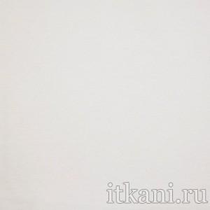 Ткань Трикотаж, цвет белый (0348)
