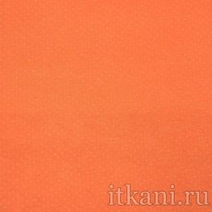 Ткань Трикотаж, цвет оранжевый (0356)