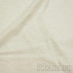 Ткань Трикотаж, цвет молочный (0379)