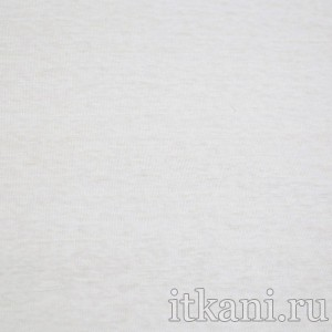 Ткань Трикотаж, цвет белый (0382)