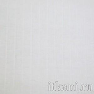 Ткань Трикотаж, цвет белый (0384)