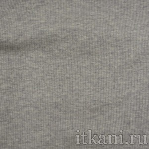 Ткань Трикотаж, цвет серый (0390)