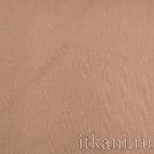 Ткань Трикотаж, цвет бежевый (0393)