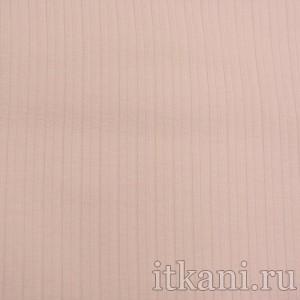 Ткань Трикотаж, цвет розовый (0394)
