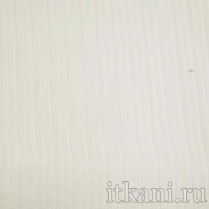 Ткань Трикотаж, цвет молочный (0395)