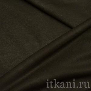 Ткань Трикотаж, цвет коричневый (0399)