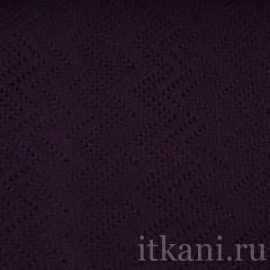 Ткань Трикотаж, цвет фиолетовый (0428)