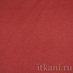 Ткань Трикотаж, цвет красный (0432)