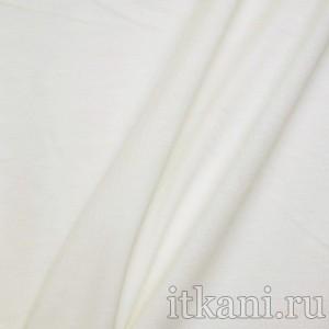Ткань Трикотаж, цвет белый (0433)