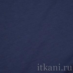 Ткань Трикотаж, цвет синий (0462)