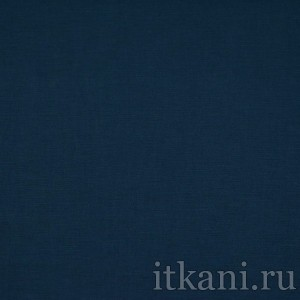 Ткань Трикотаж, цвет синий (0484)