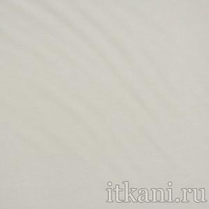 Ткань Трикотаж, цвет белый (0495)