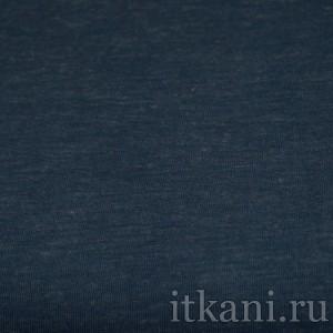 Ткань Трикотаж, цвет синий (0513)
