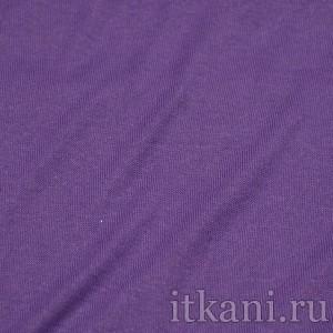 Ткань Трикотаж, цвет сиреневый (0527)
