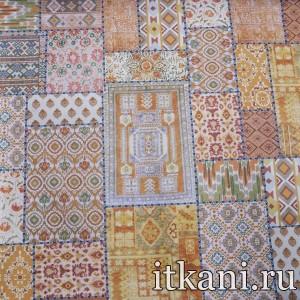 Ткань Трикотаж Принт 4749 цвет разноцветный