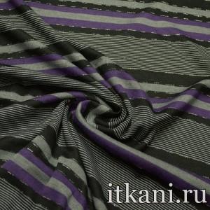 Ткань Трикотаж Принт 4813 цвет разноцветный