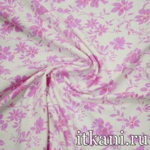 Ткань Трикотаж Принт 4829 цвет разноцветный