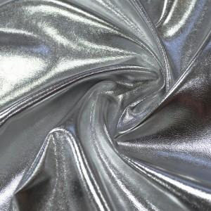 Искусственная Кожа  290 г/м2, цвет серебро (9905)