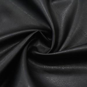 Искусственная Кожа  300 г/м2, цвет черный (9901)