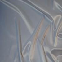 Ткань Атлас стрейч плотный Белый