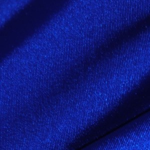 "Ткань Бифлекс ""Ультрамарин"", цвет синий (i426)"