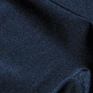 "Ткань Бифлекс ""Антрацит"", цвет черный (i435)"