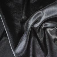 """Ткань Креп-сатин """"Черненое серебро"""""""