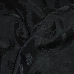 """Ткань курточная """"Ночные цветы"""""""