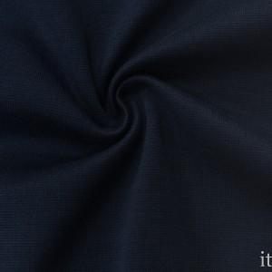 Трикотаж шелковый 250 г/м2, цвет синий (9014)