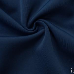 Трикотаж двухслойный 280 г/м2, цвет синий (9031)