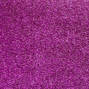 Парча с напылением 150 г/м2, цвет сиреневый (9984)
