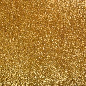 Парча с напылением 150 г/м2, цвет желтый (9987)