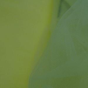 """Сетка мягкая (Фатин)  """"Лимонная"""", цвет желтый (i393)"""