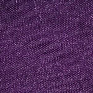 """Сетка (Фатин) """"Сливовый"""", цвет фиолетовый (i423)"""