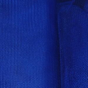 """Сетка жесткая (Фатин)  """"Индиго"""", цвет синий (i402)"""