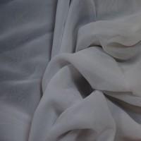 """Ткань Шифон """"Белый"""""""