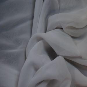 "Ткань Шифон ""Белый"", цвет белый (i218)"