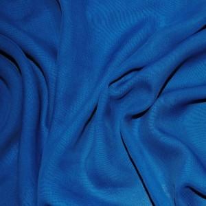 """Ткань Шифон """"Небесный"""", цвет голубой (i223)"""