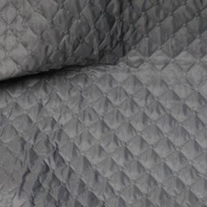 """Ткань подкладочная термостежка """"Серая"""", цвет серый (i1124)"""