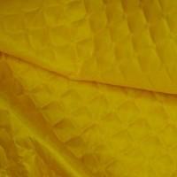"""Ткань подкладочная термостежка """"Желтая"""""""