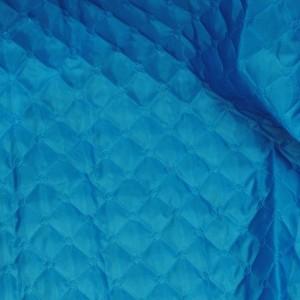 """Ткань подкладочная термостежка """"Голубая"""", цвет голубой (i1135)"""