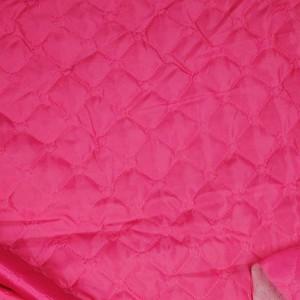 """Ткань подкладочная термостежка""""Фуксия"""", цвет розовый (i1136)"""