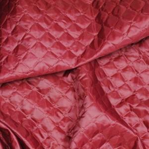 """Ткань подкладочная термостежка """"Бордо"""", цвет бордовый (i1140)"""