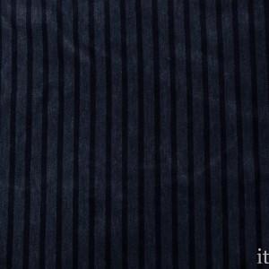 Велюр стрейч 300 г/м2, цвет синий (8864)
