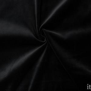 Бархат 8879 цвет черный