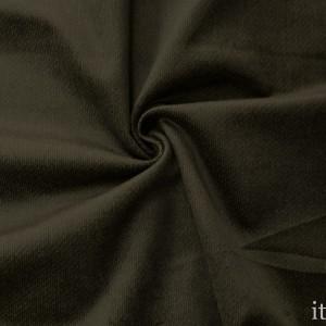 Костюмная ткань с ворсом 270 г/м2, цвет зеленый (8883)