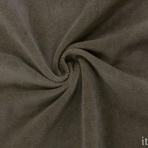 Велюр в рубчик 250 г/м2, цвет серый (8893)